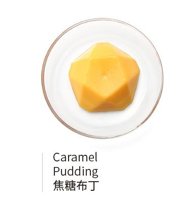 中文焦糖布丁