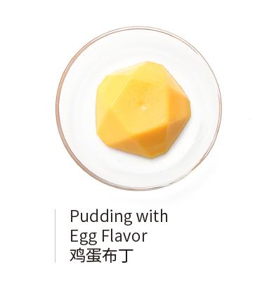 中文雞蛋布丁